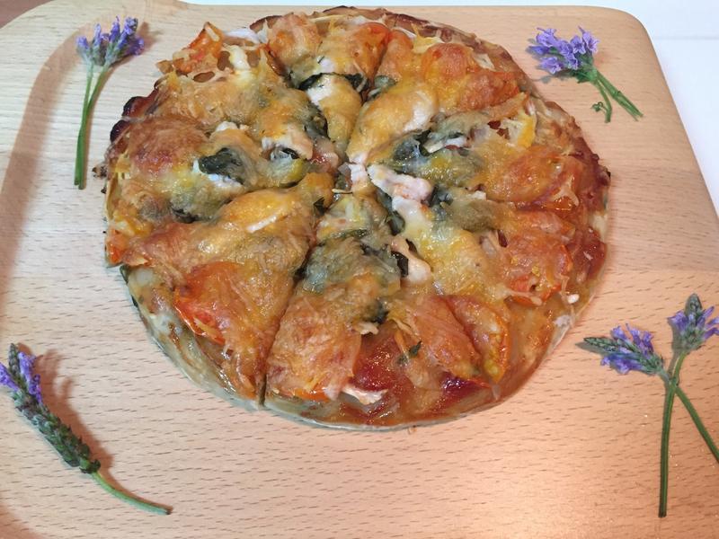 簡單Pizza比薩