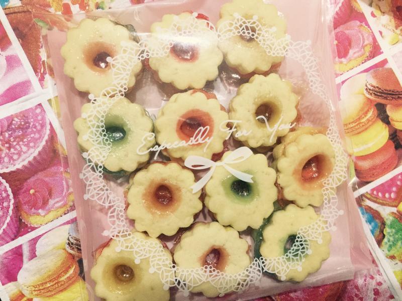 《甜蜜蜜》花朵🌺糖果餅乾
