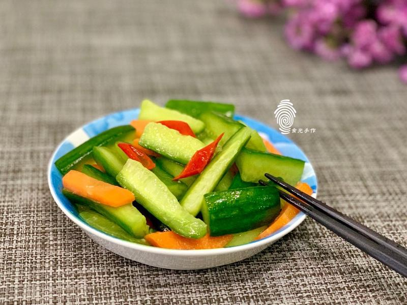 酸辣開胃小菜《醃小黃瓜》