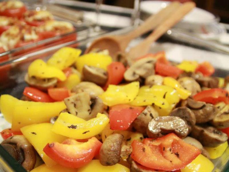義式香料烤蔬菜