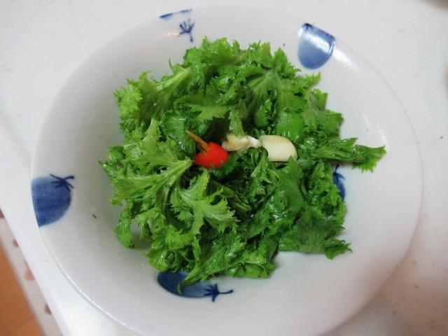 瓦薩米生菜沙拉