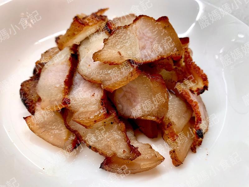 馬告鹹豬肉