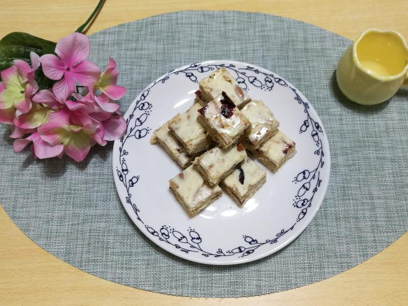 (煮食影片)原味雪花餅