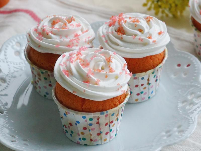 甜蜜蜜杯子蛋糕