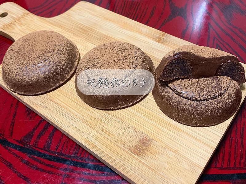 【情人節】摩卡濃郁巧克力蛋糕
