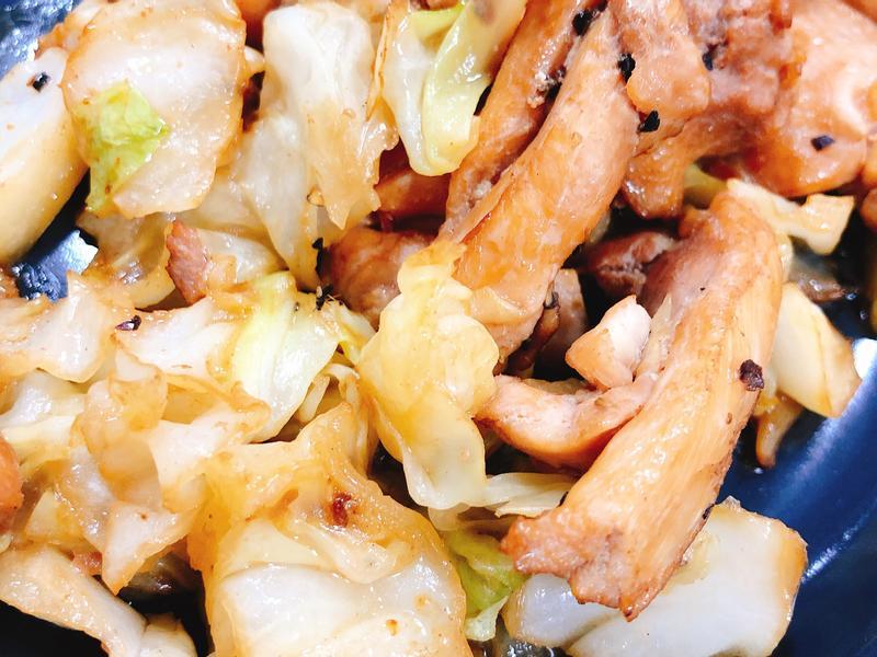 醬燒鮮蔬雞丁