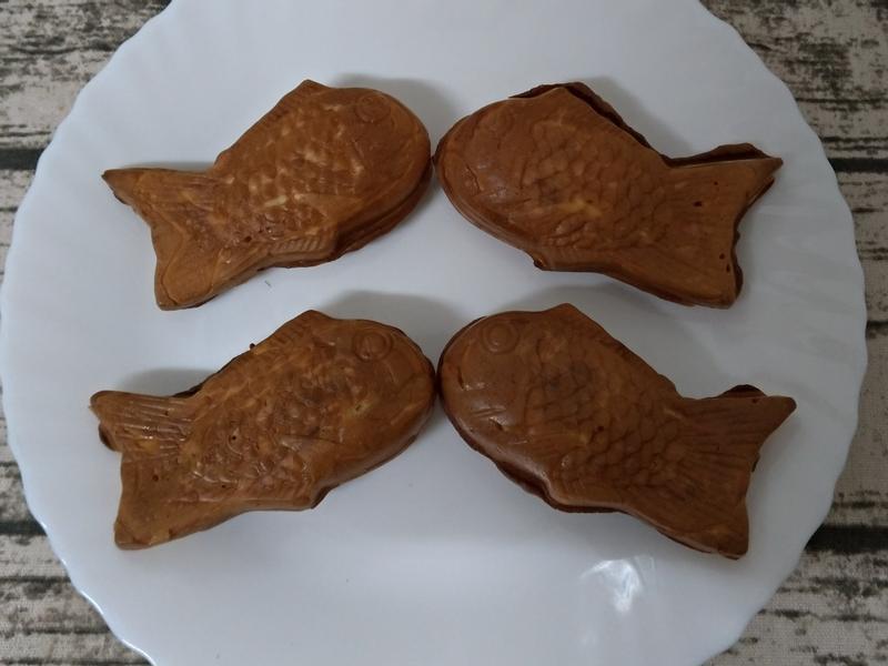 湯圓鯛魚燒-小V版