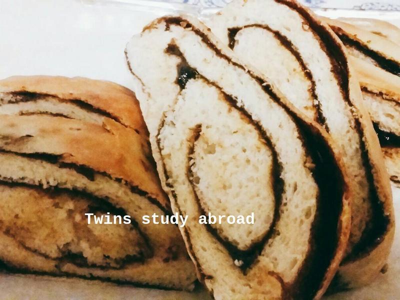 咖啡夾心麵包