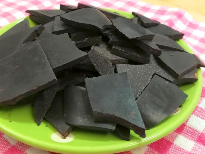 《低醣純素生酮》黑巧克力~無糖無奶快速