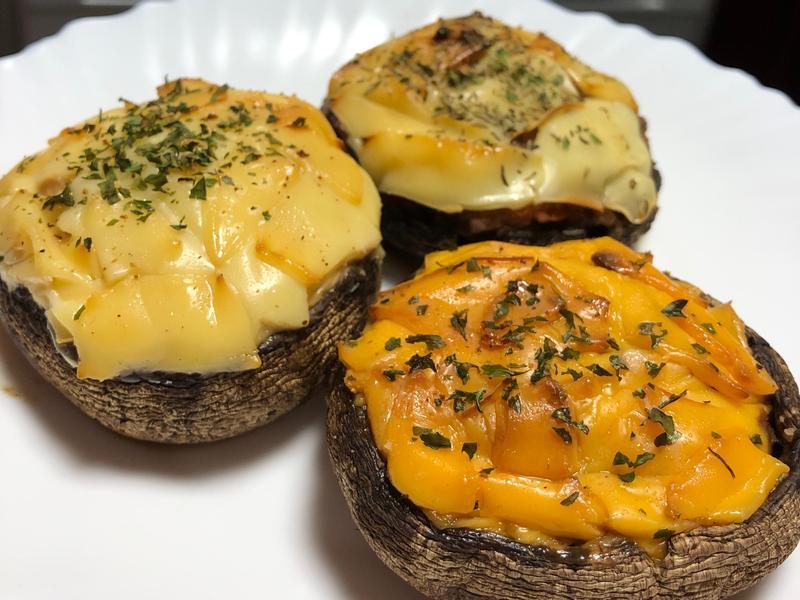 [焗烤大蘑菇]30分鐘零失敗家常菜