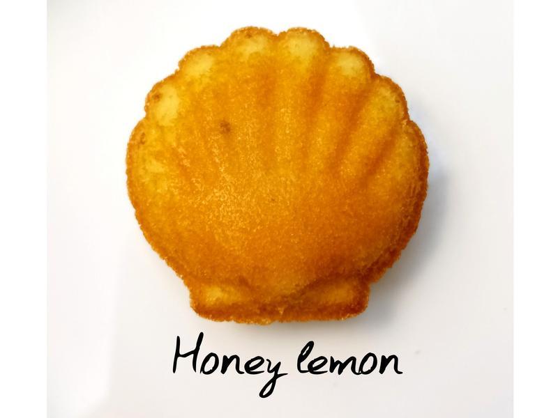 蜂蜜檸檬瑪德蓮