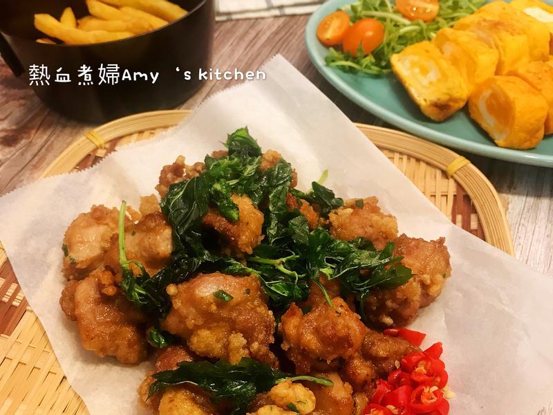 台式雞米花