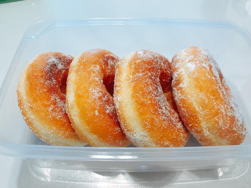古早味甜甜圈