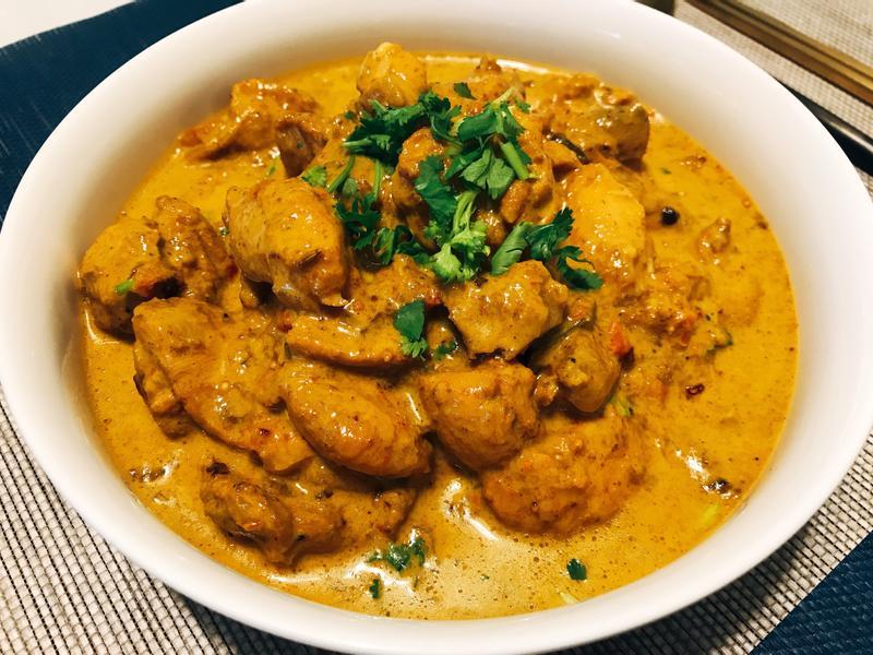 印度咖哩雞(Masala)