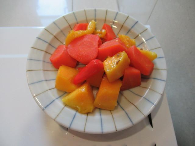 孜然芒果紅蘿蔔