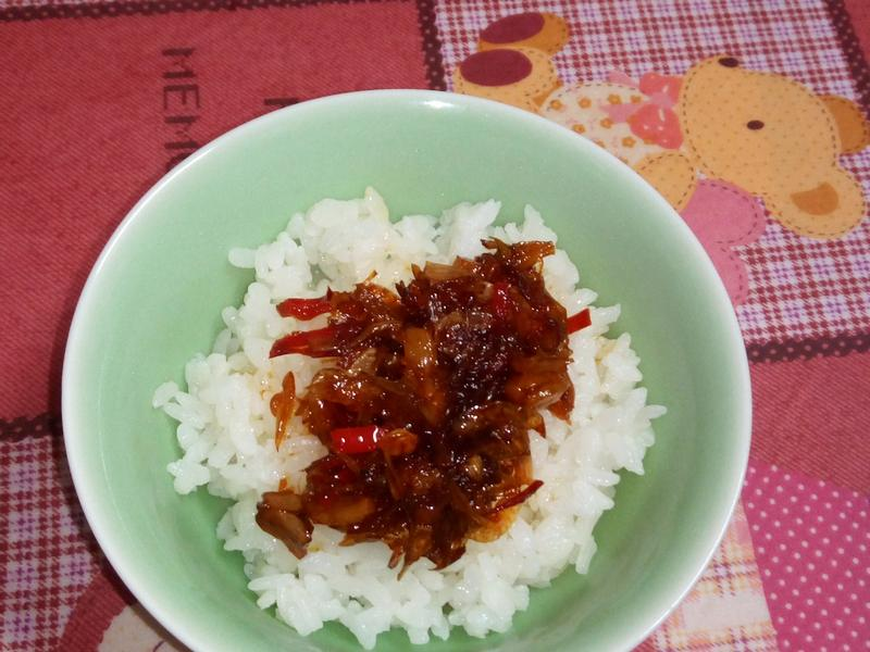香茅櫻花蝦醬