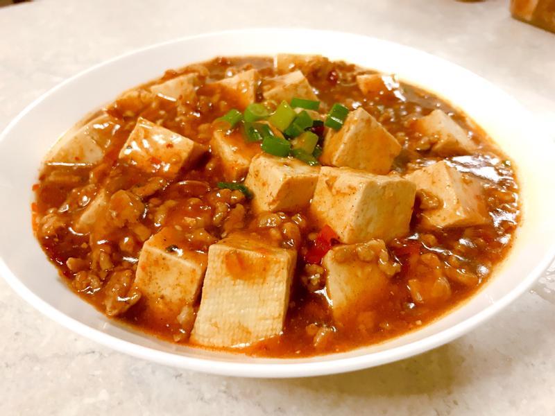 超下飯麻婆豆腐