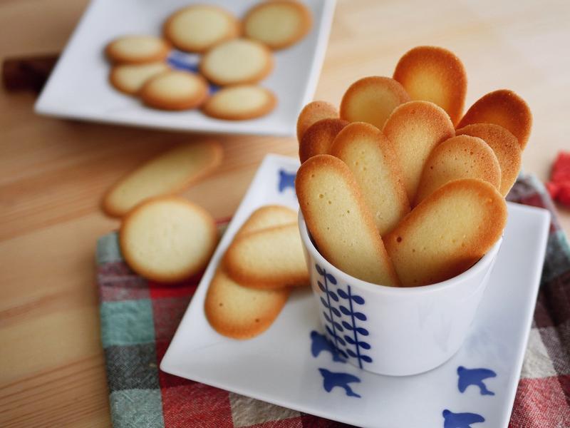 法式貓舌頭餅乾, Easy