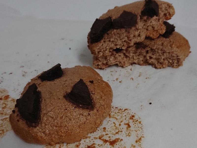 簡單高蛋白餅乾