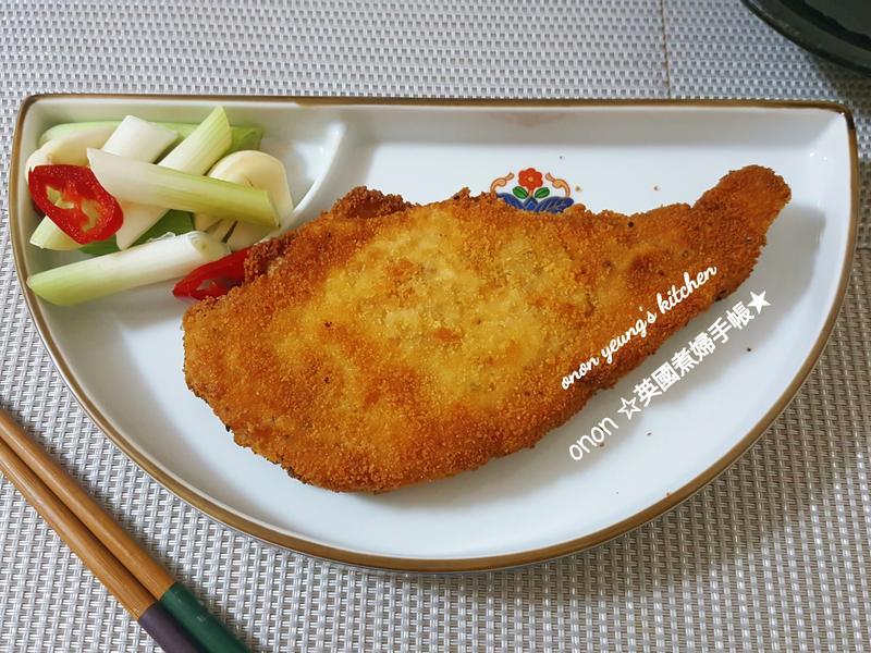日式🍱炸豬排 簡易家常菜。晚餐