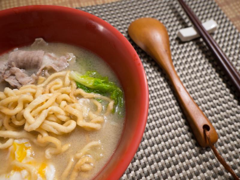 #19 鍋燒意麵(大骨風味)