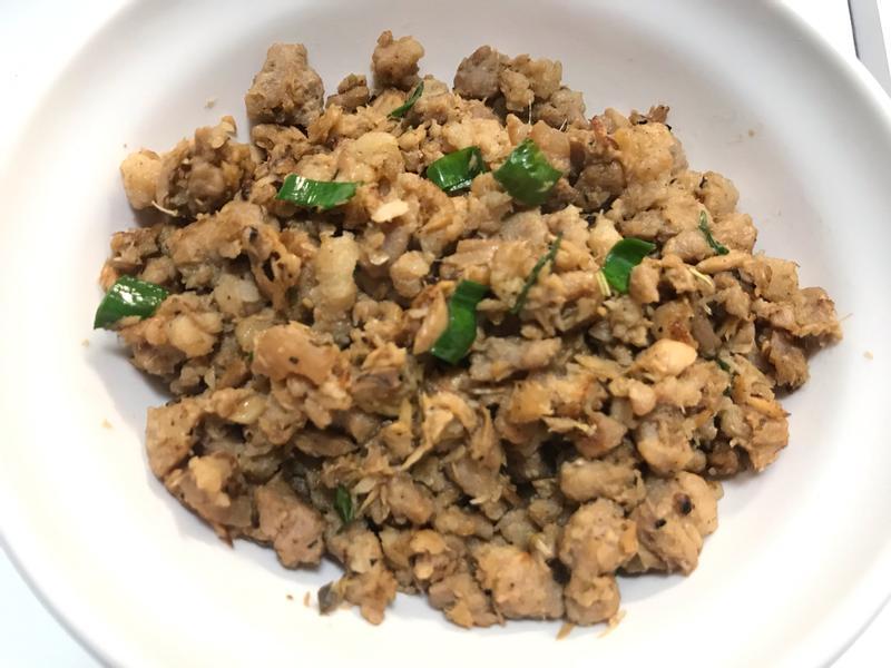 👩🏻🍳鮪魚炒肉燥