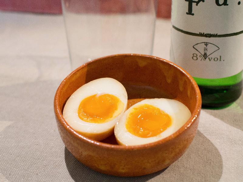 日式滷蛋簡單做