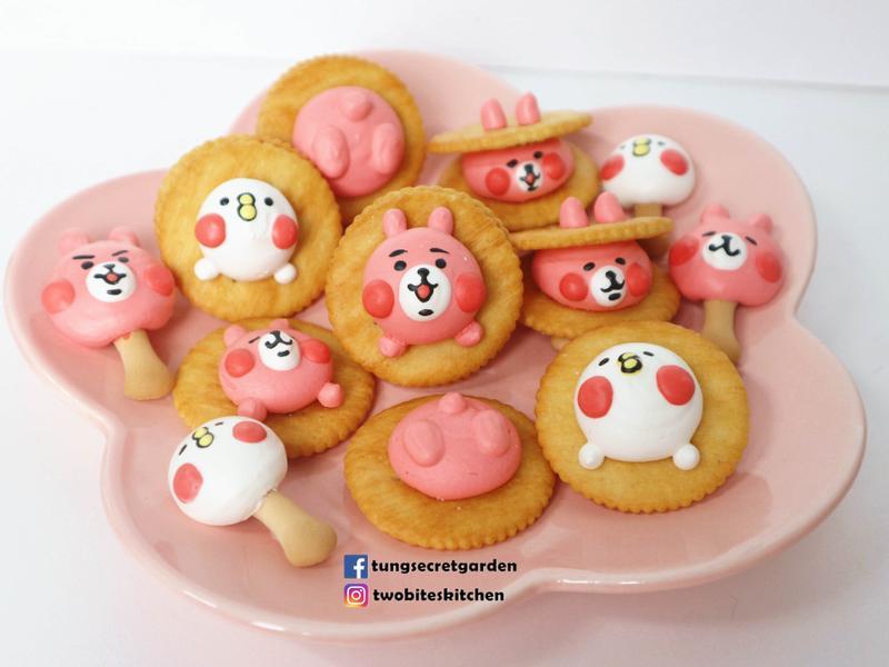 卡娜赫拉&P助蛋白餅