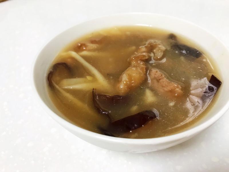 台式肉羹(簡易版)