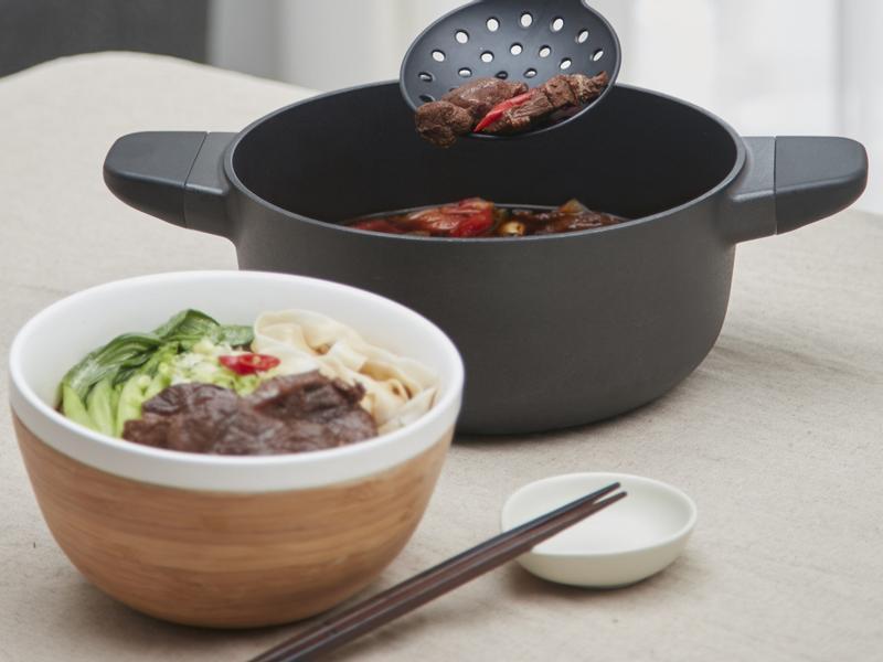 JIA Inc.日嚐雙耳鍋|牛肉麵