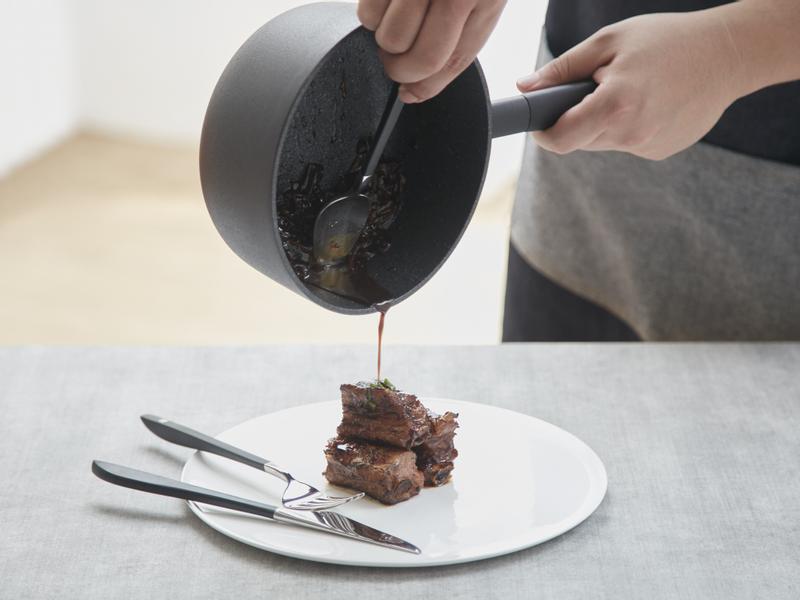 JIA Inc.日嚐單柄鍋|紅燒話梅排骨