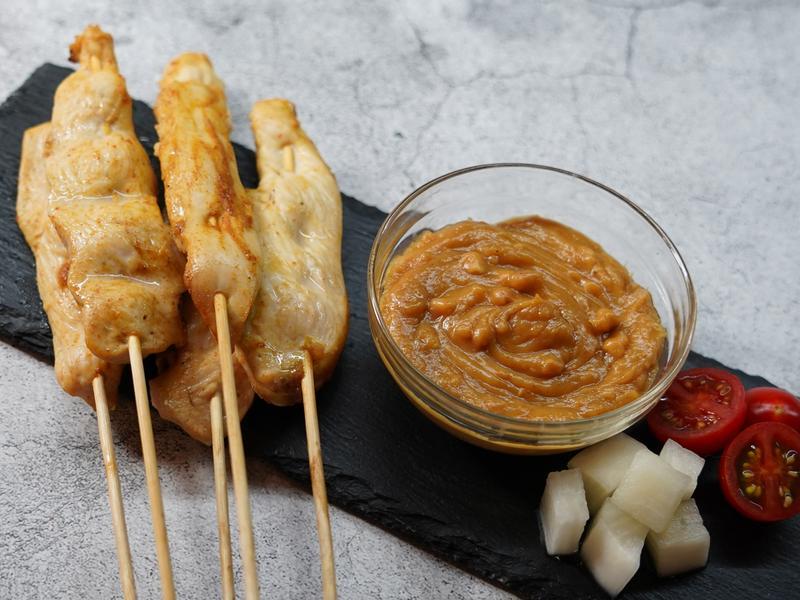印尼必吃小吃沙嗲肉串家裡簡單做內有影片