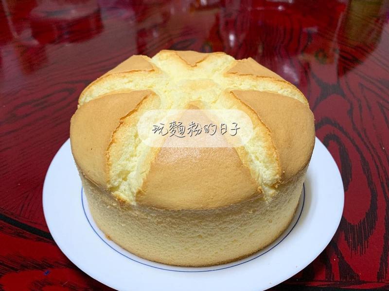 優格戚風蛋糕