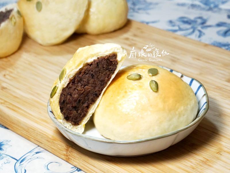 紅豆麵包✣兒時回憶