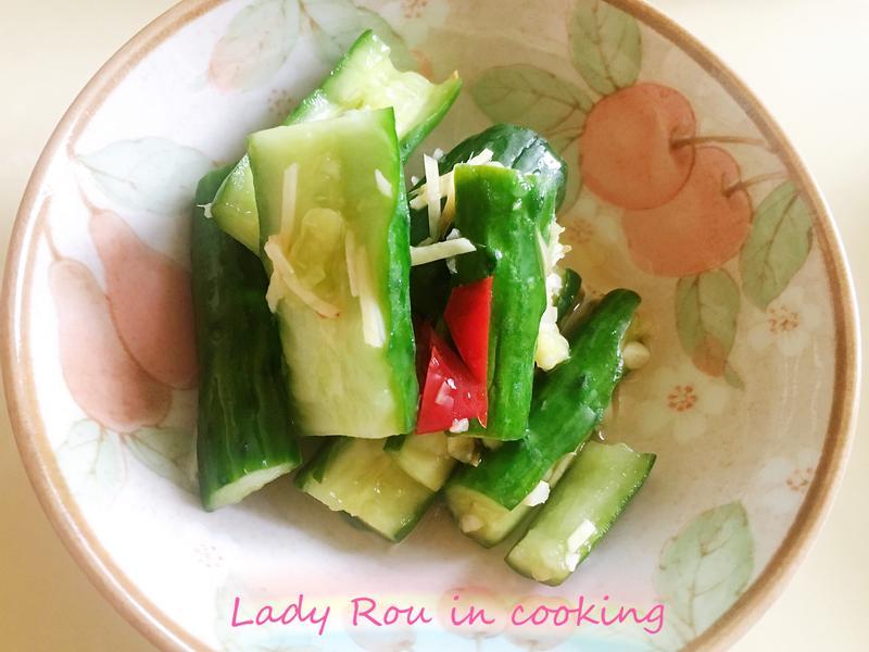 台式泡菜🥒涼拌小黃瓜