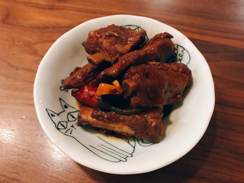 醬燒豬小排(一鍋到底)
