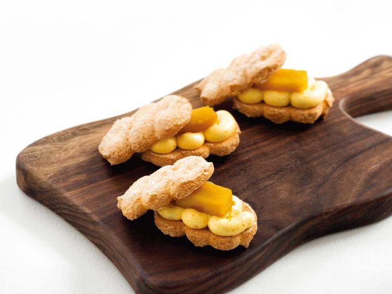 烤地瓜達克瓦茲