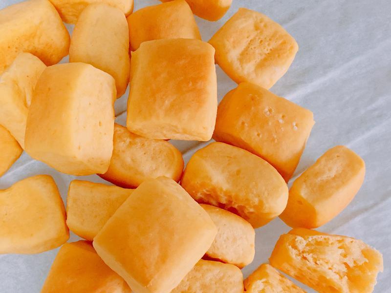 地瓜小麵包(寶寶點心)