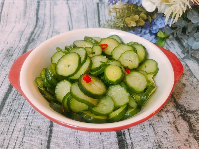 涼拌菜-涼拌小黃瓜