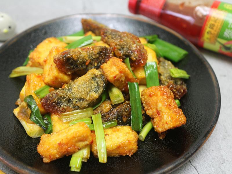 泰式皮蛋炸豆腐【夏日開胃菜】