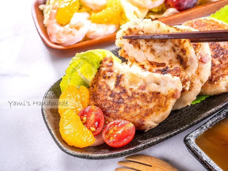 培根馬鈴薯煎餅【下午茶點心】