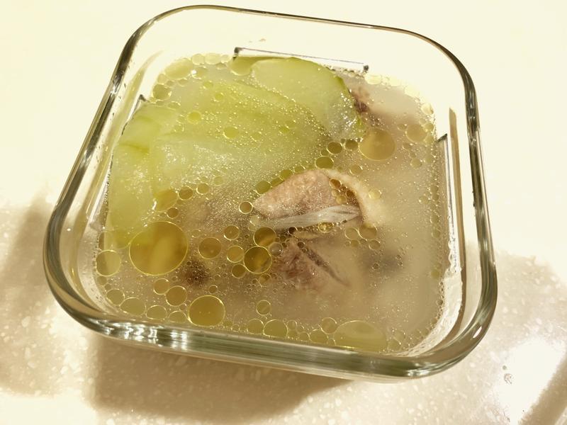 大黃瓜雞湯👍