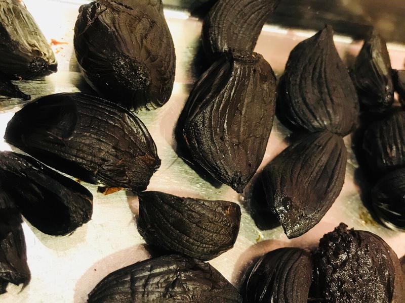 黑蒜頭製作(增加免疫力)