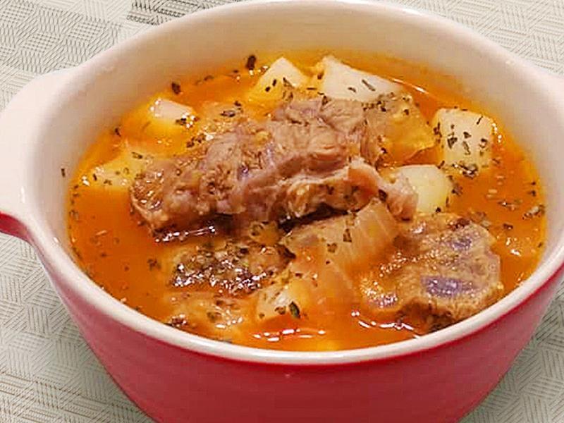 【厚生廚房】番茄牛肉湯