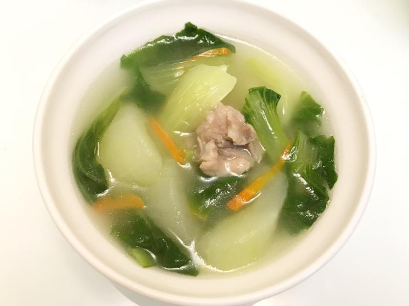 👩🏻🍳大黃瓜青菜排骨湯