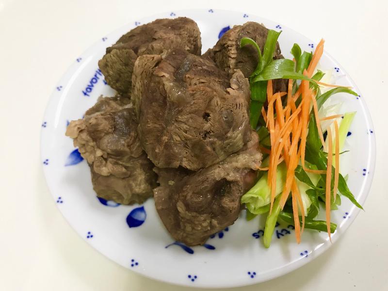輕鬆無油鹽-免顧爐火3步驟-清燉牛腱肉