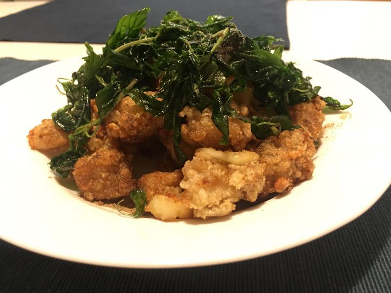 鹹酥雞 鹽酥雞 台南人愛吃甜