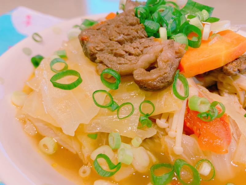 蕃茄蔬菜燉牛肉~生酮料理