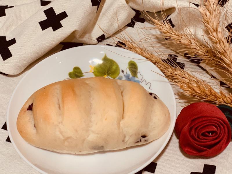 蔓越莓小麵包