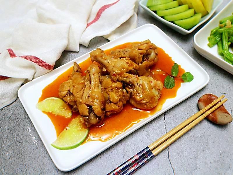 泰式檸檬甜辣雞